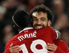 Mohamed Salah nhận tin vui trước đại chiến trên sân AS Roma