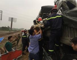 Tai nạn dồn toa trên cao tốc Pháp Vân – Cầu Giẽ, 3 người thương vong