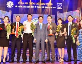 Tân Á Đại Thành nhận Giải vàng giải thưởng Chất lượng Quốc gia