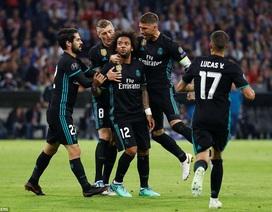 Real Madrid và C.Ronaldo lập kỷ lục sau trận thắng Bayern Munich
