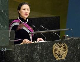 Việt Nam chủ trương giải quyết hòa bình tranh chấp trên Biển Đông
