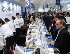 3.000 phóng viên đưa tin cuộc gặp lịch sử Hàn - Triều