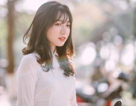 Nữ sinh Đồng Nai đẹp tinh khôi trong trang phục áo dài