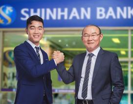 HLV Park Hang Seo và đội trưởng U23 làm đại sứ thương hiệu truyền cảm hứng