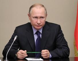 Cảnh báo của ông Putin sau cuộc không kích của liên quân Mỹ tại Syria