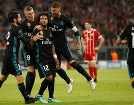 Bayern Munich 1-2 Real Madrid: Cú ngược dòng ngoạn mục