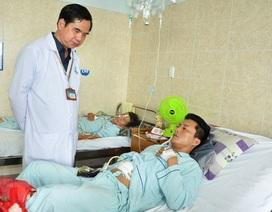 Gắp và hút trên 800 con sán lá gan trong ống mật của bệnh nhân