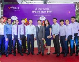 Năm 2018: TPBank dự kiến tăng vốn lên 8.533 tỷ đồng