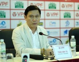 """HLV Lê Thụy Hải: """"Bầu Tú rút lui là hợp lý"""""""