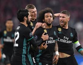 Real Madrid hạ gục Bayern Munich: Đẳng cấp nhà vô địch