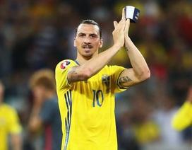 Ibrahimovic sẽ không tham dự World Cup 2018