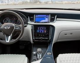 10 thiết kế nội thất ô tô xuất sắc nhất năm 2018