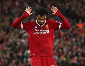 """Mohamed Salah tỏa sáng rực rỡ: Vị """"thánh"""" ở Liverpool"""