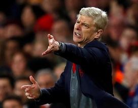 Wenger chê học trò tơi bời sau trận hòa trước Atletico