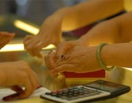 Giá vàng SJC bật tăng mạnh trước kỳ nghỉ lễ