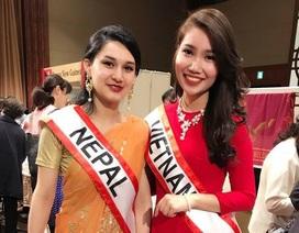 Cô gái Việt tài sắc nổi bật tại Hội chợ từ thiện phụ nữ Châu Á Thái Bình Dương