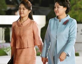 """Đệ nhất phu nhân Triều Tiên """"ghi điểm"""" tại thượng đỉnh liên Triều"""