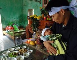 Hà Nội: Con thơ khát sữa vì mẹ bị sét đánh tử vong