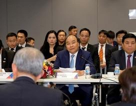 """Thủ tướng mong doanh nhân Singapore """"nói thẳng, nói thật"""" với Việt Nam"""
