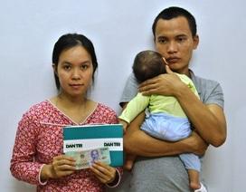 Hơn 30 triệu đồng tiếp tục đến với gia đình chị Trần Thị Huyền Trang
