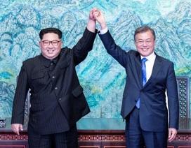 """Mỹ sẽ """"rút chân"""" khỏi bán đảo Triều Tiên sau hiệp ước hòa bình lịch sử?"""