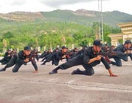 Chuyện ghi ở Trung đoàn Cảnh sát Cơ động Nam Trung bộ