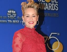 Sharon Stone tiết lộ bí quyết trẻ đẹp ở tuổi 60
