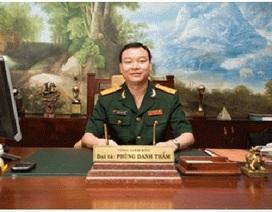 """Điều ít biết về Đại tá Phùng Danh Thắm dính dây """"Út Trọc"""" bị khởi tố"""
