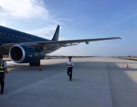 Vụ máy bay hạ cánh nhầm: Do phi công lẫn đường băng và đường lăn!
