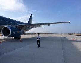 Báo cáo Thủ tướng sự cố máy bay hạ cánh nhầm đường băng