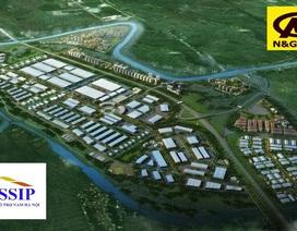 Khu đô thị HANSSIP - Điểm khởi phát đô thị vệ tinh Phú Xuyên
