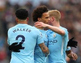 West Ham 1-4 Man City: Trả giá bởi những sai lầm