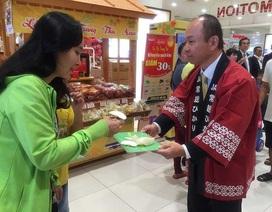 Người Nhật đi bán cua, nước tương… ở Việt Nam