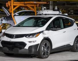 Mỹ cho phép thử nghiệm ô tô tự lái không cần tài xế dự phòng