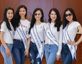 Nhan sắc Top 70 Hoa hậu biển hai miền lộ diện trước đêm Bán kết
