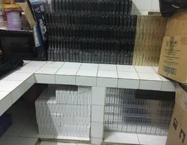 Hơn 20.000 gói thuốc lá lậu bị bắt giữ tại TP.HCM