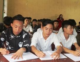 """Các trường """"chạy nước rút"""" trước kỳ thi THPT Quốc gia 2018"""