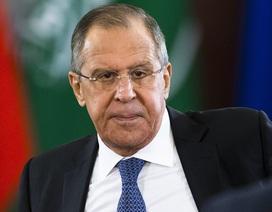 """Nga nói phương Tây chơi """"trò trẻ con"""" trong vụ cựu điệp viên"""
