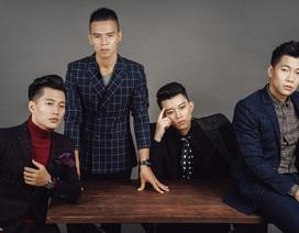 Điều ít biết về tài lẻ của 4 chàng ca sĩ điển trai nhóm OPlus