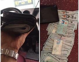 Chuyện cảm động về người phụ xe tốt bụng trả lại 8.300 USD khách đánh rơi