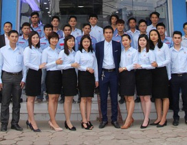 Khai trương showroom điều hòa Midea tại Việt Nam