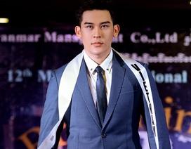 Minh Trung dẫn đầu bình chọn trước chung kết Mr International 2018