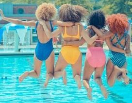 Những mẹo đơn giản giúp tóc luôn khỏe và đẹp khi bơi