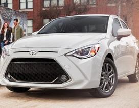Toyota Yaris 2019 dành cho thị trường Mỹ có gì đặc biệt?