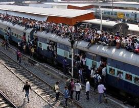 25 triệu người Ấn Độ nộp đơn xin việc ngành đường sắt