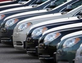 Chờ Nghị định mới, tạm dừng cấp xe công cho các đơn vị nhà nước