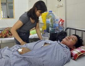 Một công an xã bị thương do côn đồ tấn công
