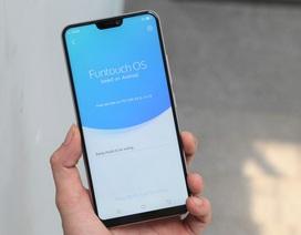 """Đập hộp Vivo V9 """"tai thỏ"""" giá 8 triệu đồng tại Việt Nam"""