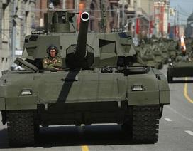 """Quân đội Nga """"chê"""" siêu tăng T-14 Armata đắt đỏ"""