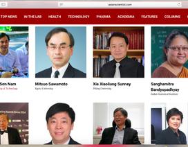 Chân dung giáo sư trẻ vào tốp 100 nhà khoa học châu Á 2018